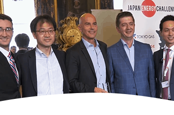 Award of Heliatek as the winner of the Japan Energy Challenge 2019